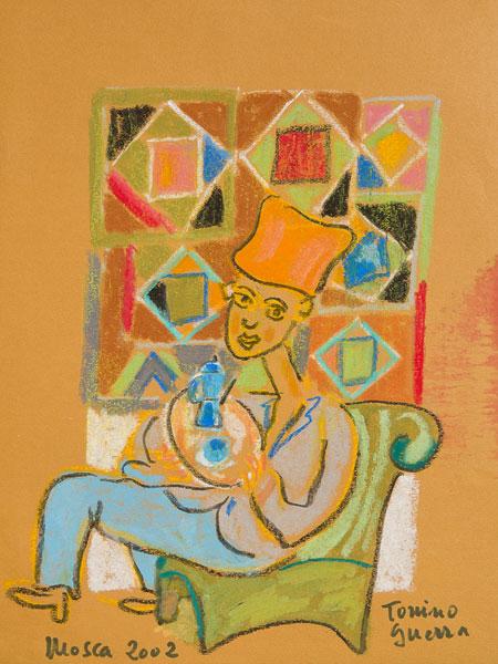 galleria dei dipinti di Tonino Guerra