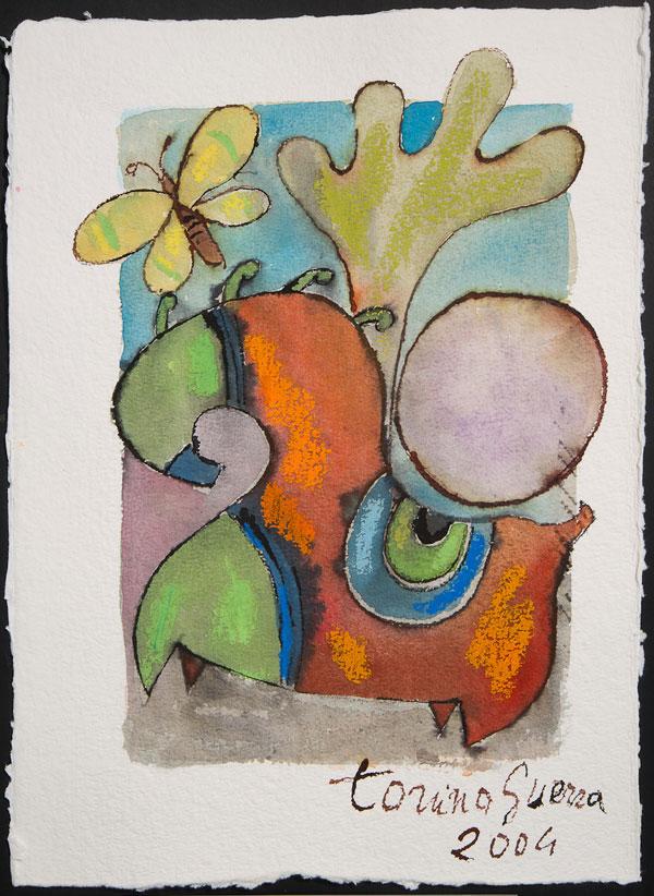 La pittura di Tonino Guerra