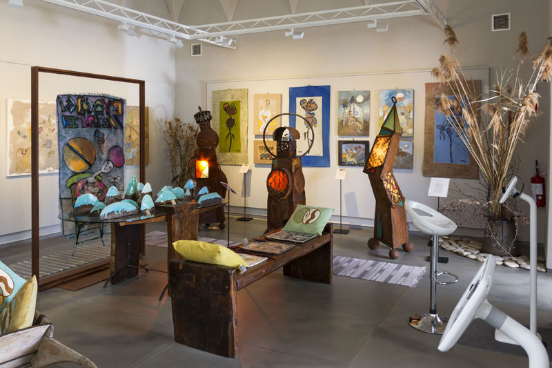 link to Tonino Guerra Museum image gallery