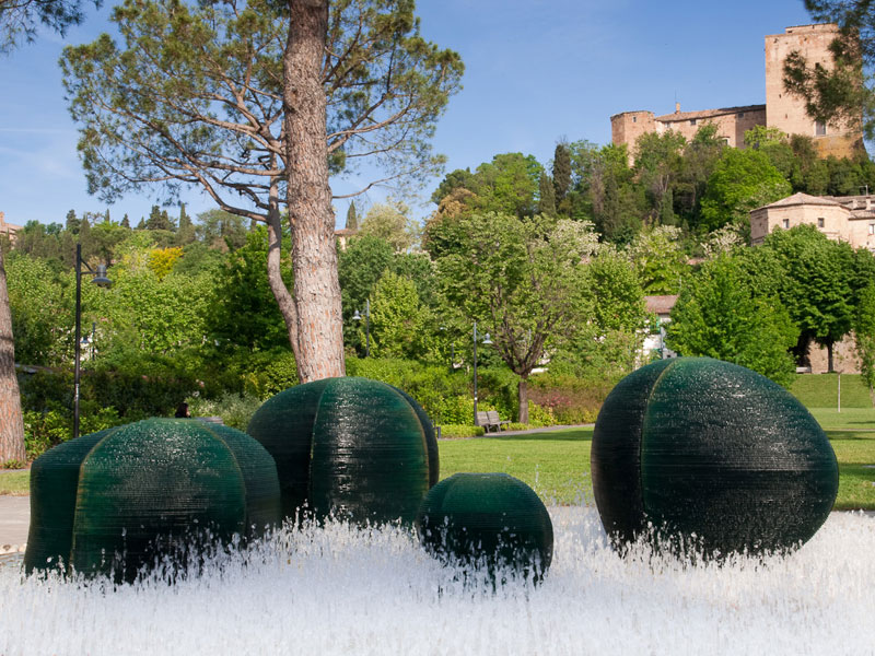 galleria fontane di Tonino Guerra
